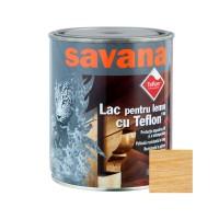 Lac pentru lemn Savana cu Teflon, incolor, interior / exterior, 0.75 L