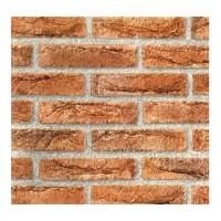 Autocolant pietre / caramizi D-c-Fix 2158-200, maro, 0.45 x 15 m