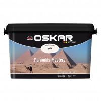 Vopsea lavabila interior, Oskar Coloris Misterul Piramidelor, pale, 5 L