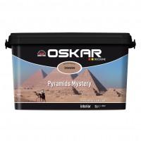 Vopsea lavabila interior, Oskar Coloris Misterul piramidelor, intensive, 5 L