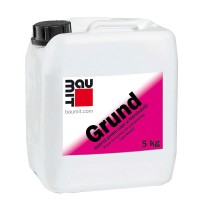 Amorsa pentru sape si hidroizolatii, Baumit Grund, interior / exterior, 5 kg