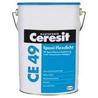 Hidroizolatie epoxidica Ceresit CE 49 (A+B) 5+5 kg