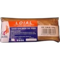 Oxid galben de fier, Jalutex, 100 g