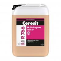 Amorsa universala, Ceresit R766, interior / exterior, 10 kg