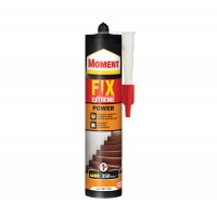 Adeziv pentru suprafete multiple, interior, Moment Fix Power, alb, 385 gr
