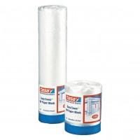 Banda mascare Tesa Easy Cover 4372, transparenta, exterior, rezistenta la UV, 2600 mm