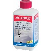 Solutie de curatat calcar si rugina, Mellerud, 0.5 L