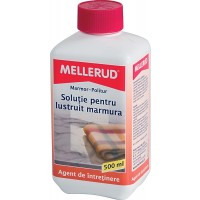 Solutie de lustruit marmura, Mellerud, 0.5 L