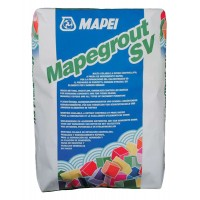Mortar reparatii, Mapei Mapegrout SV, gri, exterior, 25 kg