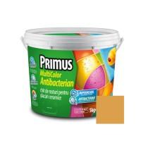 Chit de rosturi gresie si faianta Primus Multicolor Antibacterian B14 desert dust, interior / exterior, 5 kg