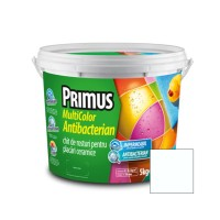 Chit de rosturi gresie si faianta Primus Multicolor Antibacterian B20 balade blue, interior / exterior, 5 kg