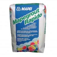 Mortar rapid, Mapei MapeGrout Rapido, gri, interior / exterior, 25 kg
