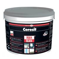 Pasta hidroizolanta Ceresit Aquablock, gri, 5 kg