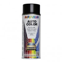 Spray vopsea auto, Dupli-Color, negru metalizat, interior / exterior, 350 ml