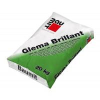 Glet de finisare Baumit Glema Brillant, pe baza de ciment, interior / exterior, 20 kg
