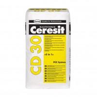Mortar de protectie, Ceresit CD 30, gri, interior / exterior, 25 kg
