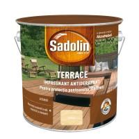 Impregnant pentru lemn, antiderapant Sadolin Terrace, natur, exterior, 2.5 L