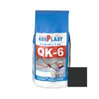 Chit de rosturi gresie si faianta Adeplast Quarz Kit QK - 6, negru, interior / exterior, 2 kg
