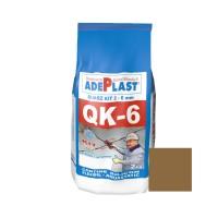 Chit de rosturi gresie si faianta Adeplast Quarz Kit QK - 6, maro deschis, interior / exterior, 2 kg