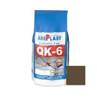 Chit de rosturi gresie si faianta Adeplast Quarz Kit QK - 6, chocolate, interior / exterior, 2 kg