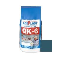 Chit de rosturi gresie si faianta Adeplast Quarz Kit QK - 6, polar, interior / exterior, 2 kg