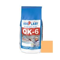 Chit de rosturi gresie si faianta Adeplast Quarz Kit QK - 6, caramel inchis, interior / exterior, 2 kg