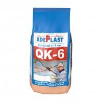 Chit de rosturi gresie si faianta Adeplast Quarz Kit QK - 6, caramel deschis, interior / exterior, 2 kg