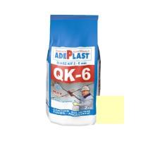Chit de rosturi gresie si faianta Adeplast Quarz Kit QK - 6, crem, interior / exterior, 2 kg