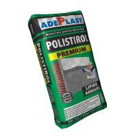 Adeziv polistiren Adeplast Polistirol Premium, interior / exterior, 25 kg