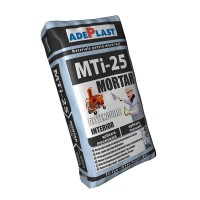 Tencuiala aplicare manuala / mecanizata Adeplast MTi-25, interior, 30 kg