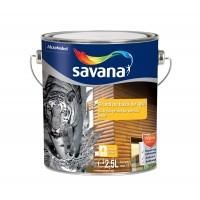Grund pentru lemn, pe baza de apa, Savana, incolor, 2.5 L