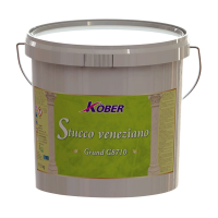 Amorsa perete Kober Stucco Veneziano G8710, interior, roz fermecator, 5 L