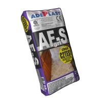 Adeziv  super - flexibil pentru gresie si faianta Adeplast AF - S, interior / exterior, gri, 25 kg