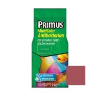 Chit de rosturi gresie si faianta Primus Multicolor Antibacterian B32 purple, interior / exterior, 2 kg