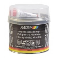 Chit pentru aluminiu, Motip, exterior, gri, 1 KG
