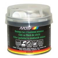 Chit cu fibra de sticla, Motip, exterior, 0.25 KG