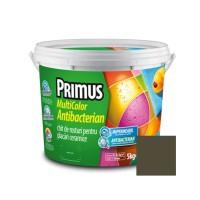 Chit de rosturi gresie si faianta Primus Multicolor Antibacterian B25 caviar, interior / exterior, 5 kg