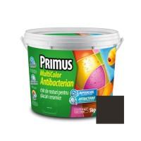 Chit de rosturi gresie si faianta Primus Multicolor Antibacterian B27 pirate black, interior / exterior, 5 kg