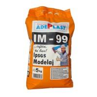 Ipsos de modelaj Adeplast IM 99, interior, 5 kg
