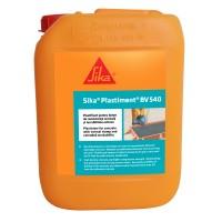 Aditiv fluidizant, pentru betoane, Sika Plastiment BV - 540, 5 kg