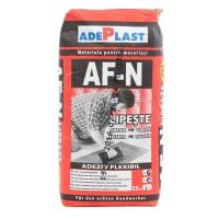 Adeziv flexibil pentru gresie si faianta Adeplast AF - N, interior / exterior, gri, 25 kg