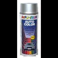 Spray vopsea auto, Dupli-Color, argintiu metalizat, interior / exterior, 350 ml