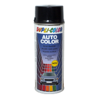 Spray vopsea auto, Dupli-Color, negru metalizat, interior / exterior, 350 ml