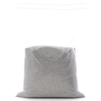 Quartz pentru tencuieli de soclu, Adeplast gri deschis, interior / exterior, 4.3 kg