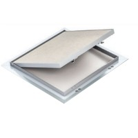 Clapeta revizie, Rigips, pentru pereti gips carton, 20 x 20 mm
