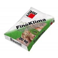 Glet Baumit FinoKlima, pe baza de var, interior, 20 kg
