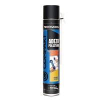 Adeziv poliuretanic pentru polistiren Compakt, aplicare manuala, interior / exterior, 750 ml