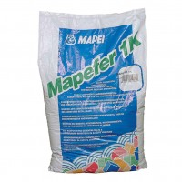 Mortar pe baza de ciment, Mapei Mapefer 1 K, interior / exterior, 5 kg