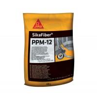 Fibre polipropilena  pentru mortar si beton, Sika SikaFiber PPM - 12, alb, interior / exterior, 600 gr