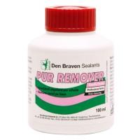 Agent de curatare spuma poliuretanica intarita, Den Braven PUR Remover, 100 ml